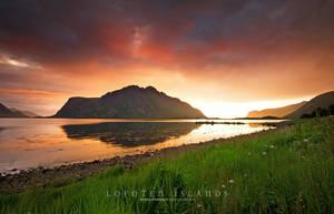 Early Dawn by Stridsberg