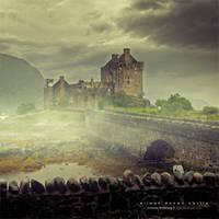 Eilean Donan Castle - color by Stridsberg