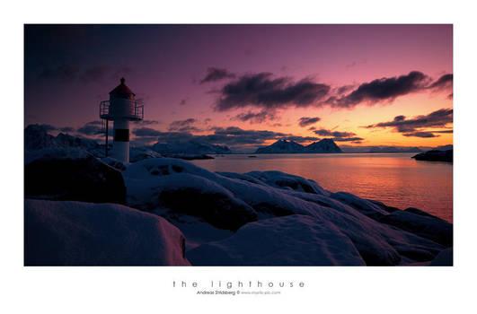 Lighthouse by Stridsberg