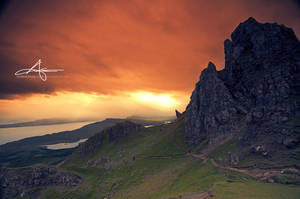 At the top by Stridsberg