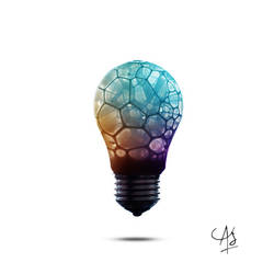 Bubbel Bulb by Stridsberg