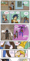 Wren and Friends: The Revenge by Diggerman