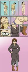 COM: Clara Suit by Diggerman
