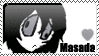 Stamp- Masada fan by SClynx