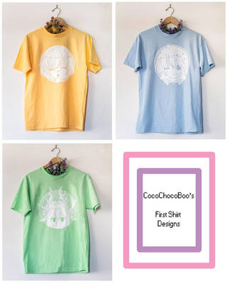 My First T-shirts by CocoChoco