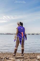 Overwatch: Widowmaker by CocoChoco