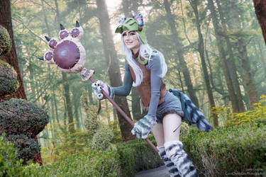 Monster Hunter: Palico by CocoChoco