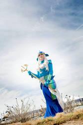 Digimon: Ancient Mermaimon by CocoChoco