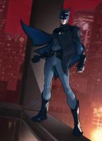 Batman 2.0 Design by DanielHeard