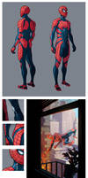 Spider-Man Webhead 2.0 by DanielHeard