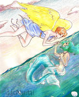 sky and sea by lilmiss-sailorenigma