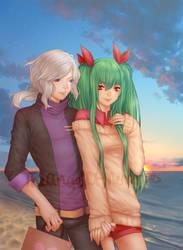 Secret Cupid 2014: Dandrade by utaemon