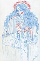 [ witch ] by annaorca