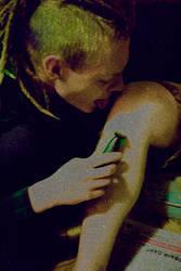 squat shaving by NarcissusJ