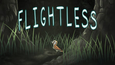 Flightless: FULL animation by ordinaryredtail