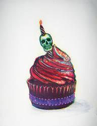Deathday Cake by Scrat-Riker