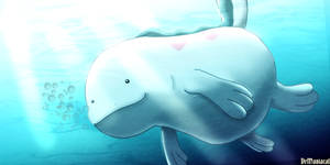 Quagsire by DrManiacal