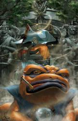 Uzumaki Naruto by Bosmitze