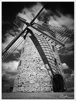 Windmill by neoloonatic