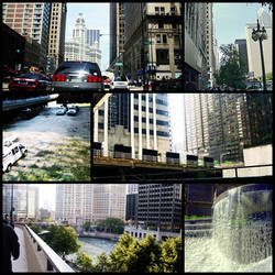 Chicago streets by BananaPhace