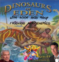 Pooh Encounters Dinosaurs in Eden by KallyToonsStudios