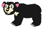 Spectacled Bear by KallyToonsStudios