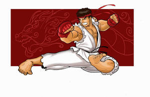 Ryu by goukiyan
