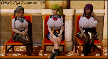Enrollent at Console High - RP by WorldofSolgamia