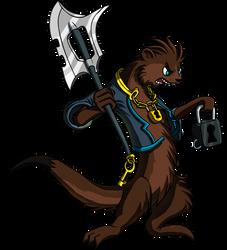 Lockberry: The Keeper of Locks by VengenceMkII