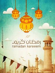 ramadan kareem by m0dey
