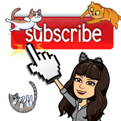 I'm doing my bitmoji by EndziaXD