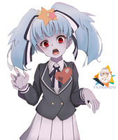 Render 126 - Hoshikawa Lily by Fathur870