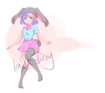 [OPEN]Bunny Chan Adoptable by ImDestiny