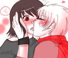 ToV Shota Kisses by IncubusGrave
