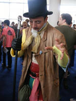 Cool ass Discord Cosplayer by BorgzPony