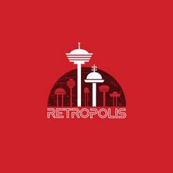 Retropolis Logo by blaahy