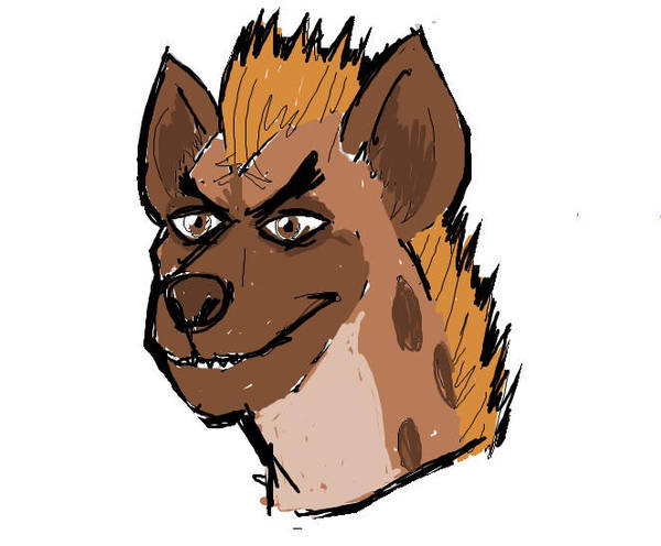 Hyenaman001 by Isa81