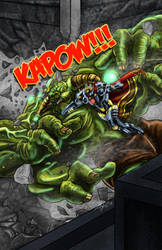Caliga vs Grond by imagesbyalex