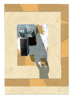 Padlocked art by derkert