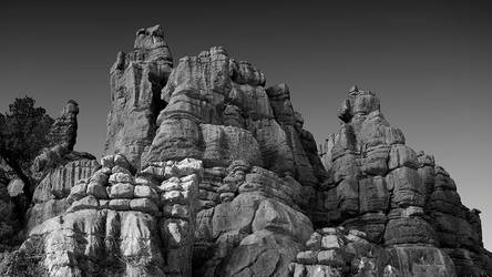El Torcal by derkert