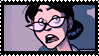 Miss Pauling (stamp) by BoredWankerzx