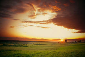 Country Sky by Eredel