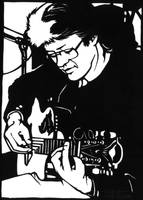 Larry Coryell by rschuch