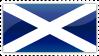 Scottish Flag by mysage