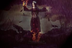 Queen of redemption by TatianaSSabino