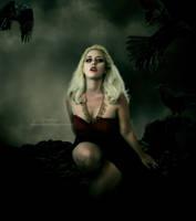 Lady Dark by TatianaSSabino