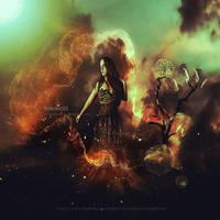Nature On Fire by TatianaSSabino