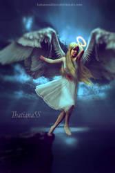 Wounds of an angel by TatianaSSabino