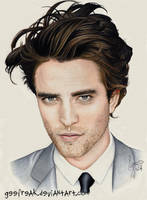 Robert Pattinson: GQ Magazine by GeeFreak