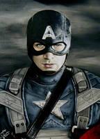 Captain America by GeeFreak